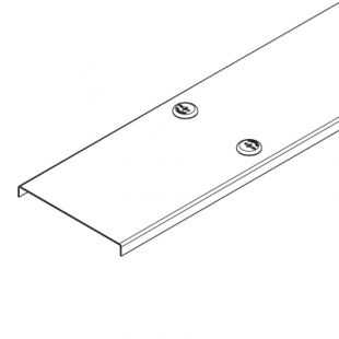 Legrand MGR4LID Trunking Lid 100mm 3 Metre