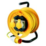 Schneider 16A 110V Extension Reel 40 Metre