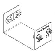 Legrand Salamandre MGR22C Galvanised Single Compartment Trunking Connector 50mm x 50mm