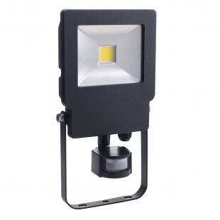Bell 04497 LED IP65 30W Floodlight & PIR - 4000K Cool White