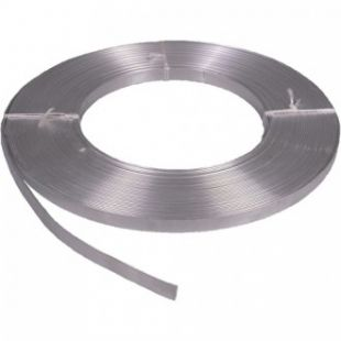 Bare Aluminium Tape 25mm x 3.0mm Per Metre