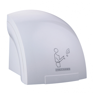 Airmaster 2kW Polycarbonate ABS Eco Hand Dryer White