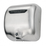 Airmaster 1800W Automatic Compact Chrome High Speed Hand Dryer