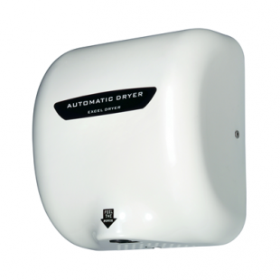 Airmaster 1800W Automatic Compact White High Speed Hand Dryer