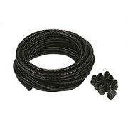 20mm PVC Spiral Flexible Conduit 10 Metre Contractor Pack