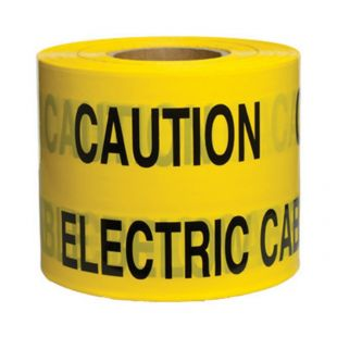 Electrical Cable Below Tape 150mm x 365 Metre