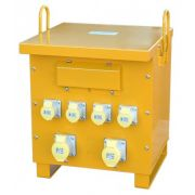 Caroll & Meynell 10Kva 400V 10K36 Six Outlet Transformer