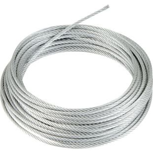 Catenary Wire 3.0mm 7/7 Per Metre