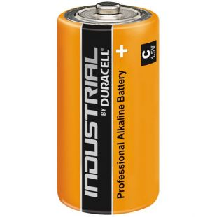 Duracell Industrial C Size Battery