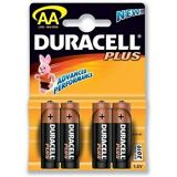 Duracell MN1500B4 Battery Type AA Pack Of 4