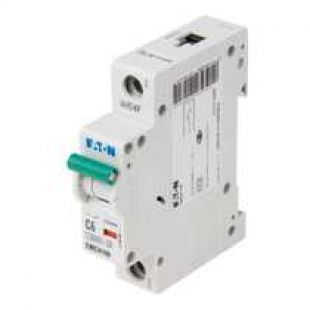 Eaton Memshield 3 EMCH106 6A 10/15kA Single Pole C Type MCB