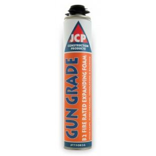 JCP Grade B2 Hand Held Fire Rated Foam + 1 Nozzle