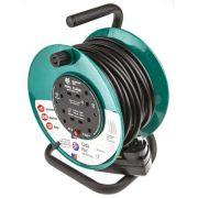 Schneider 13A 4 Socket RCD Extension Reel 30 Metre