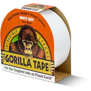 Gorilla Tape White 11m x 48mm