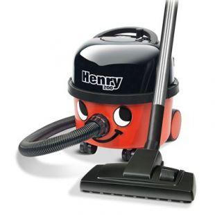 Numatic Henry HVR200 - 12 - Cylinder Vacuum - Red/Black