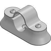 20mm Galvanised Hospital Saddle
