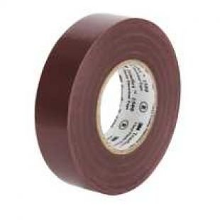 Insulation Tape Brown 19mm x 33 Metre