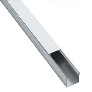 Legrand Salamandre LT2310 50mm x 50mm 3 Metre Lighting Trunking