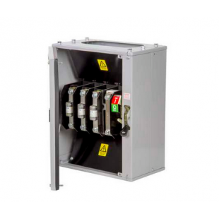 Eaton MEM 204GC Glasgow Grey Three Phase & Switched Neutral Fuse Switch Disconnector 200A 415V