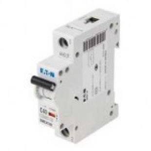 Eaton Memshield 3 EMCH140 40A 10/15kA Single Pole C Type MCB