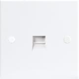 Knightsbridge 3/3A Flush Telephone Extension Socket (IDC)