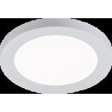 Knightsbridge 230V 12W CCT Adjustable Circular LED Panel - 165mm