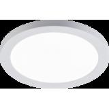 Knightsbridge 230V 18W CCT Adjustable Circular LED Panel - 217mm