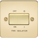 FAN ISOLATOR SWITCH