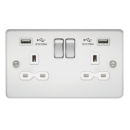 13A SOCKETS WITH USB