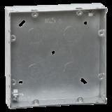 Knightsbridge 6-8G 35mm Galvanised Steel Box