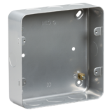 Knightsbridge Metalclad 6-8G Surface Mount Box