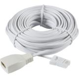 Telephone Extension Cable 10 Metre