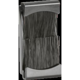 Knightsbridge Brush Module 25mm x 50mm - Black