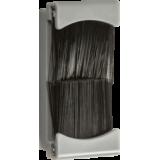 Knightsbridge Brush Module 25mm x 50mm - Grey
