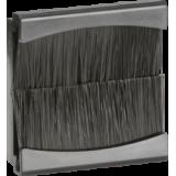 Knightsbridge Brush Module 50mm x 50mm - Black