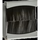 Knightsbridge Brush Module 50mm x 50mm - Grey