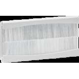 Knightsbridge 100mm x 50mm Brush Module - White