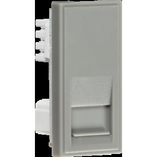 Knightsbridge Telephone Secondary Outlet Module 25mm x 50mm (IDC) - Grey