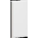 Knightsbridge Half Blanking Modules 25mm x 50mm White - Pack Of 10