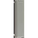 Knightsbridge Quarter Blanking Modules 12.5mm x 50mm Grey - Pack Of 10
