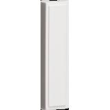Knightsbridge Quarter Blanking Modules 12.5mm x 50mm White - Pack Of 10