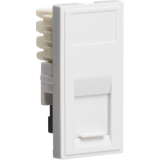 Knightsbridge RJ11 Outlet Module 25mm x 50mm (IDC) - White