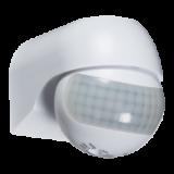 Knightsbridge IP44 180° Mini PIR Sensor - White