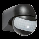 Knightsbridge IP44 180° Mini PIR Sensor - Black