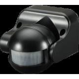 Knightsbridge IP44 180° PIR Sensor - Black