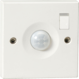 Knightsbridge IP20 Wall Mounted PIR Sensor Switched