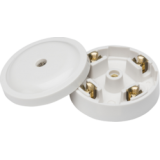 20A Junction Box 4 Terminal White (59mm)