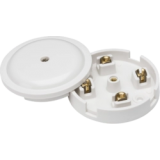 20A Junction Box 4 Terminal White (79mm)