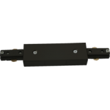 Knightsbridge 230V Track Connector Black