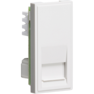 Knightsbridge Telephone Secondary Outlet Module 25mm x 50mm (IDC) - White